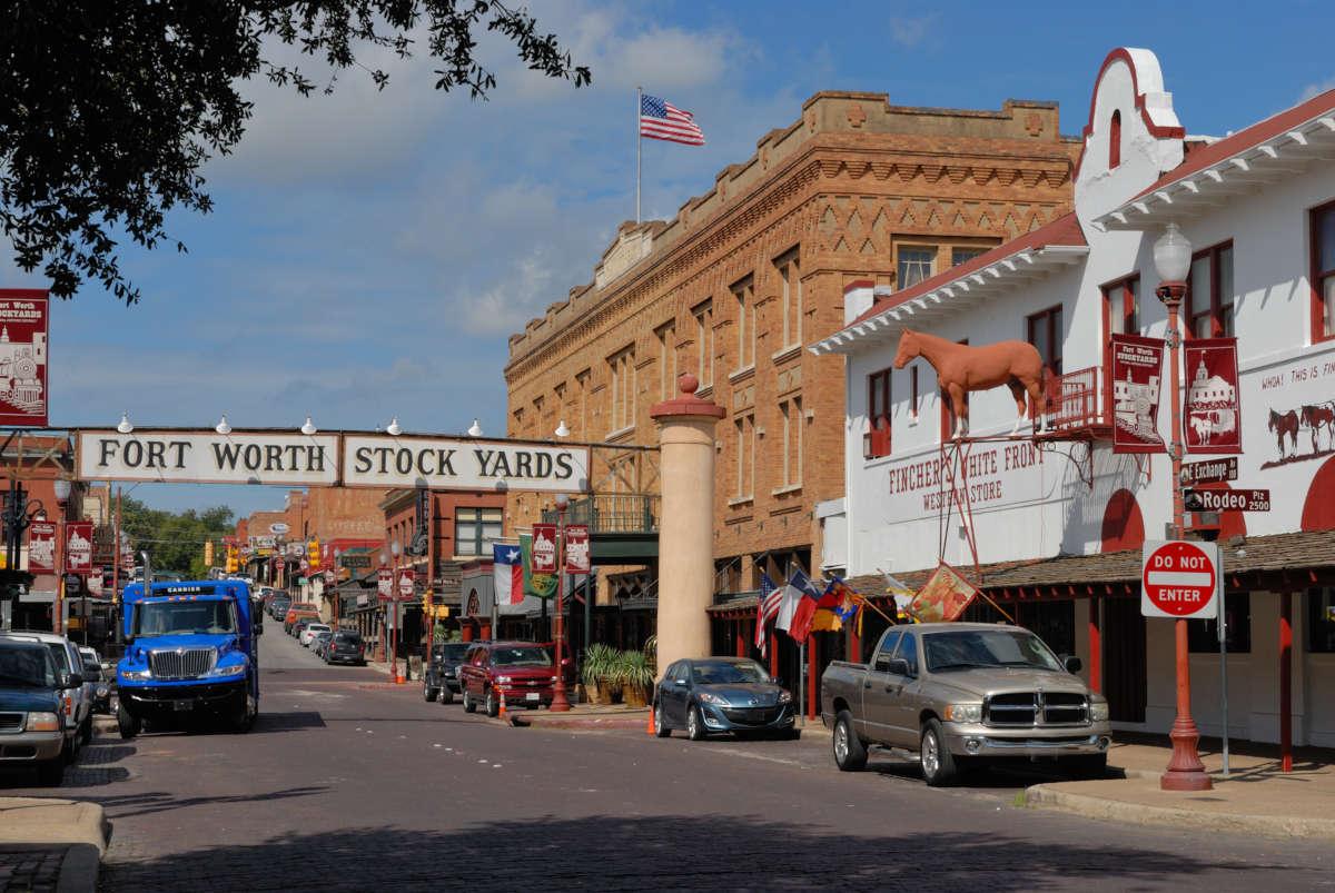 Fort Worth - Texas
