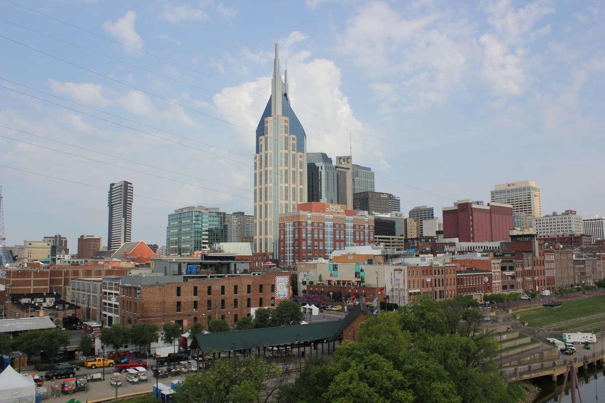 Nashville dans le Tennessee