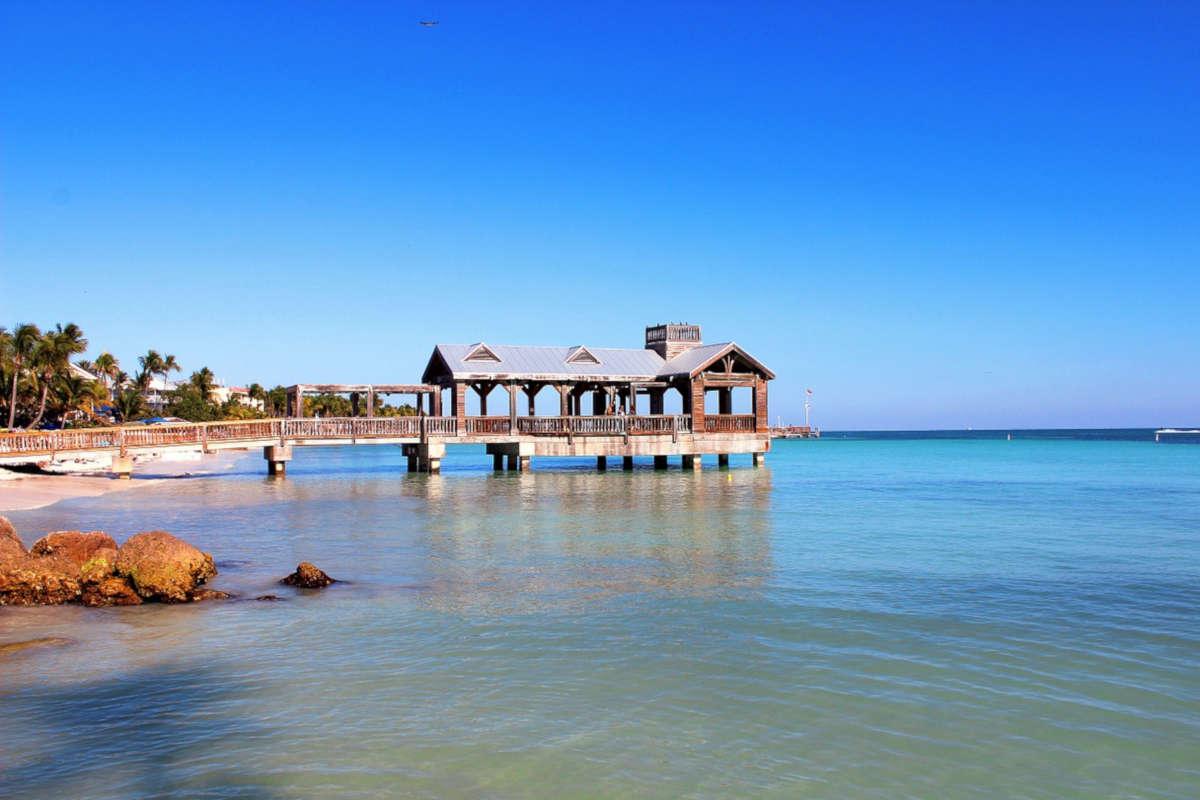 Key West en Floride