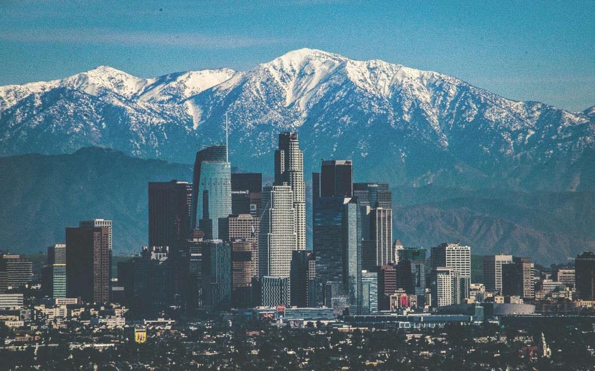Los Angeles en Hiver